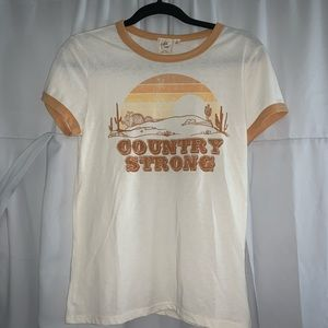 Country Strong Tee Shirt